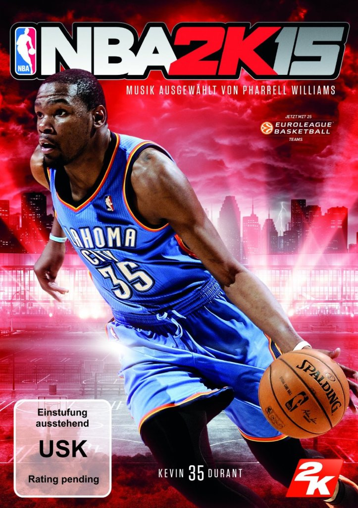 NBA2K15 kaufen