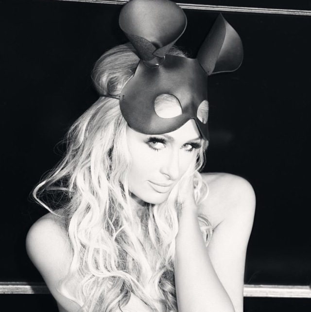 Belongs to Paris Hilton Instagram