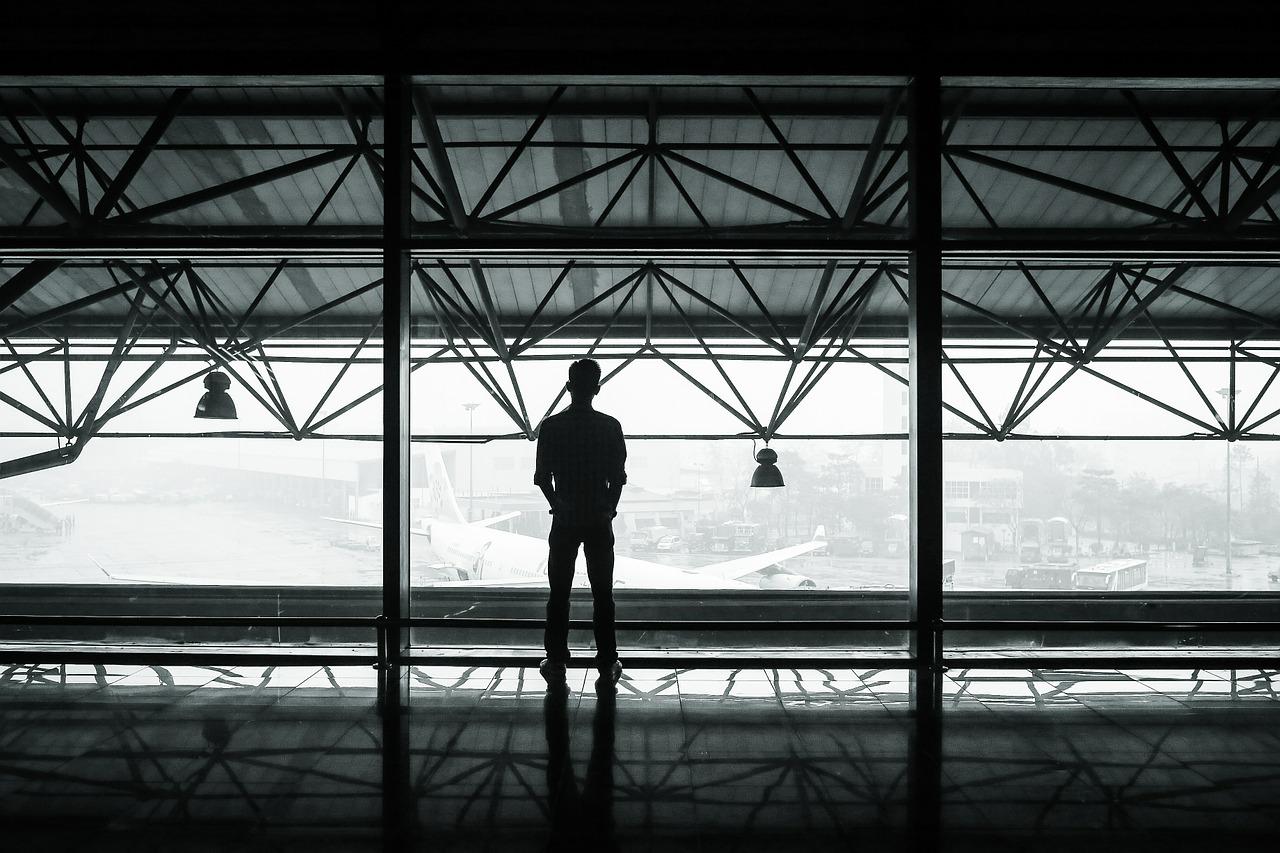 Übernachten am Flughafen